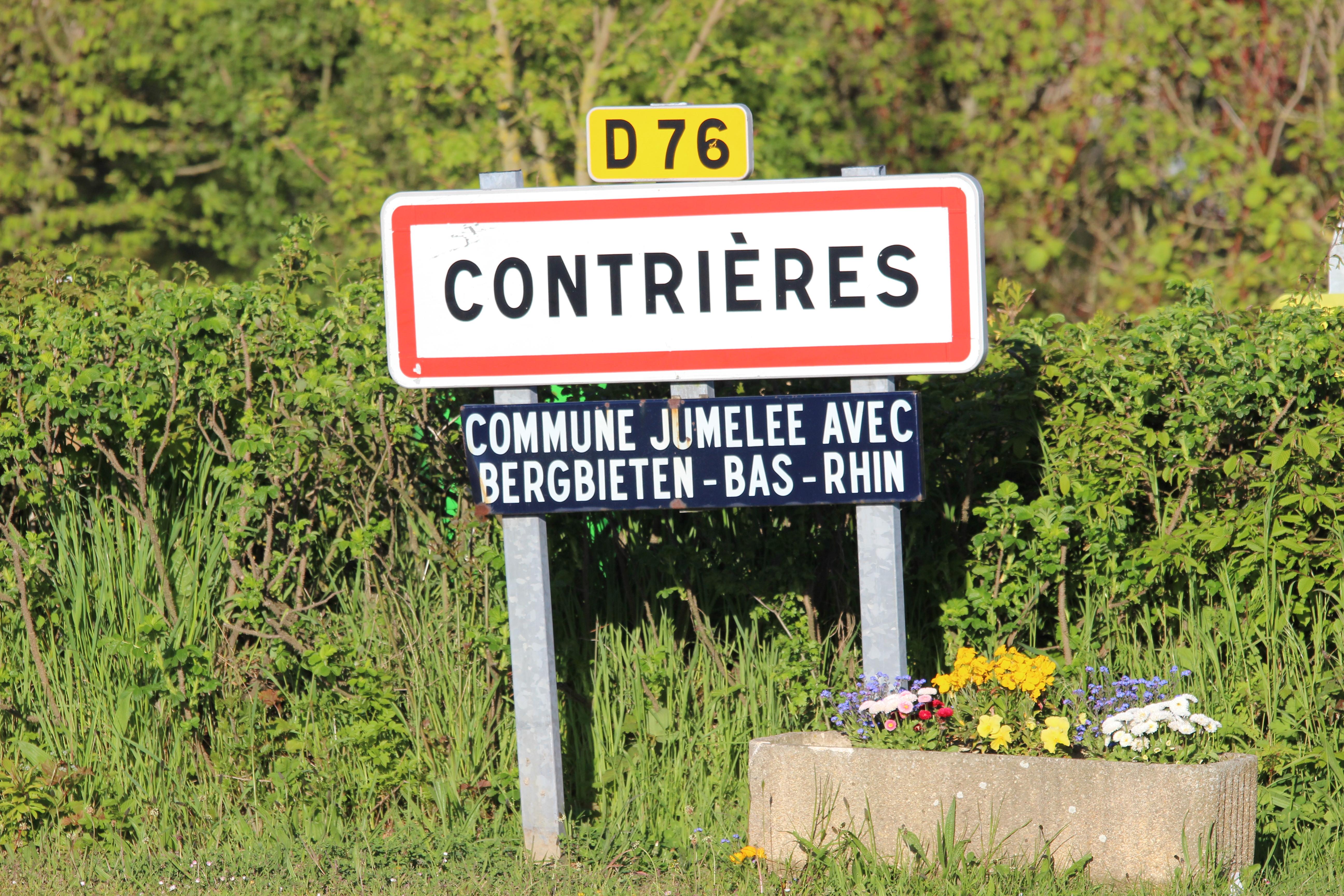ANNULE – 42ème anniversaire du jumelage avec Contrières